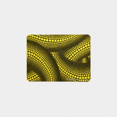 [SOLD OUT] Dots Obsession Mousepad Yellow