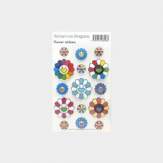 [SOLD OUT] Bubblingly Flower Stickers
