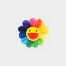Flower Key Chain Rainbow