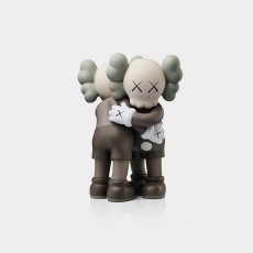 [SOLD OUT] KAWS Together Brown, 2018