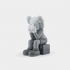 [SOLD OUT] KAWS Passing Through Grey, 2013