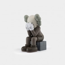 [SOLD OUT] KAWS Passing Through Brown, 2013