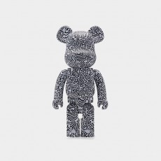 [SOLD OUT] Bearbrick Keith Haring #4_1000%, 2019