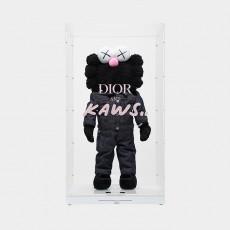 KAWS BFF × Dior Plush Black, 2019