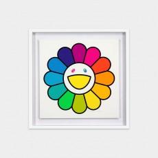 [SOLD OUT] Rainbow Flower, レインボーフラワーさん, 2020