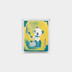 [별도문의] Clockwork Panda Drummer, 1983